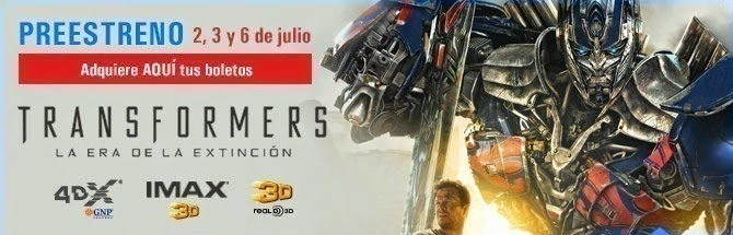 S lo sangrons 4d cin polis 4dx y cinemex x4d for Cartelera cinepolis plaza telmex cd jardin