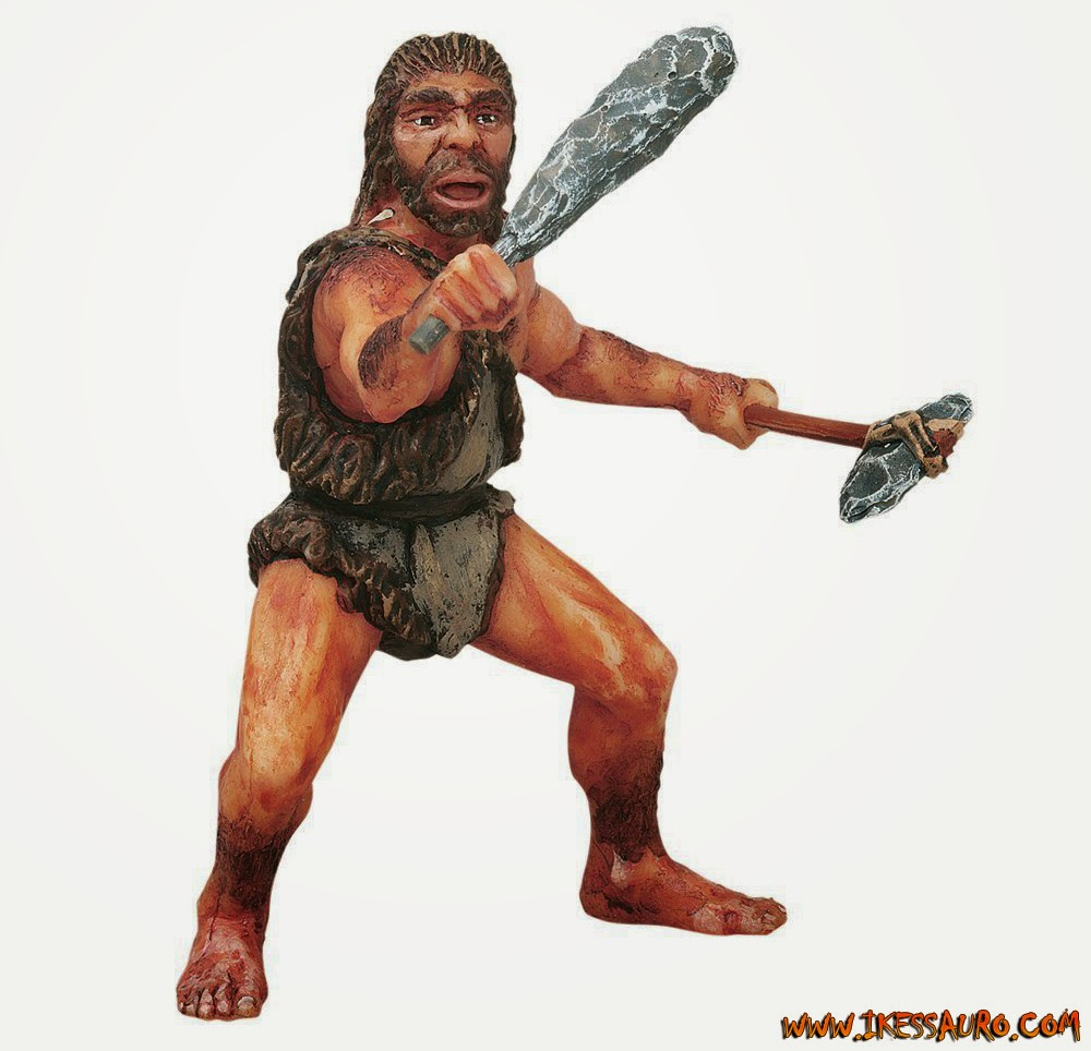 Papo Bearded Caveman