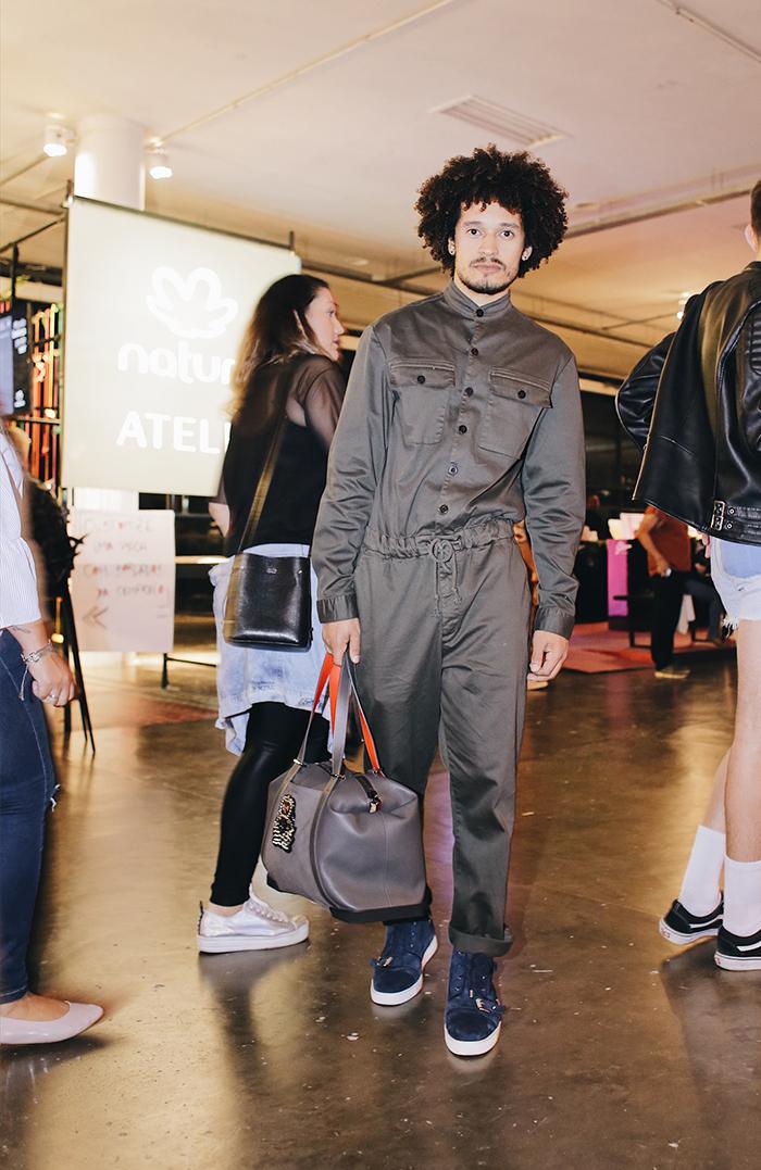Macho moda blog de moda masculina os looks masculinos for Jardineira masculina c a