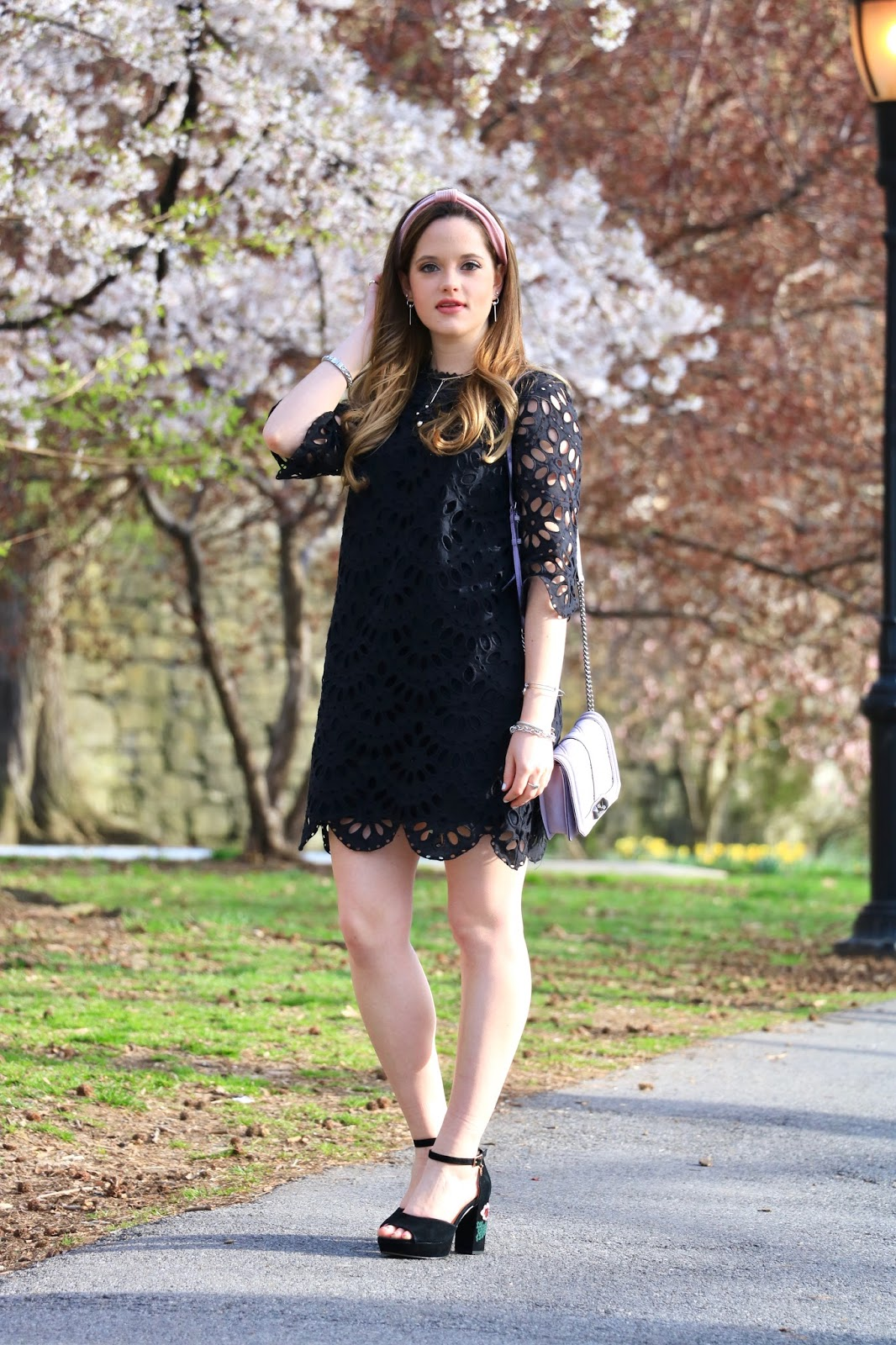 Nyc fashion blogger Kathleen Harper's spring street style