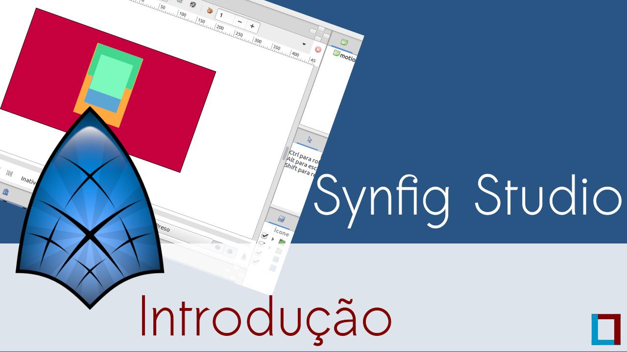 Introdução ao Synfig Studio