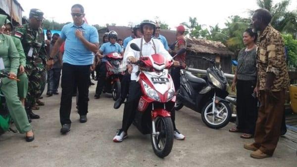 Presiden Jokowi Optimis RI Bisa Menjadi Pemain Utama Kendaraan Listrik