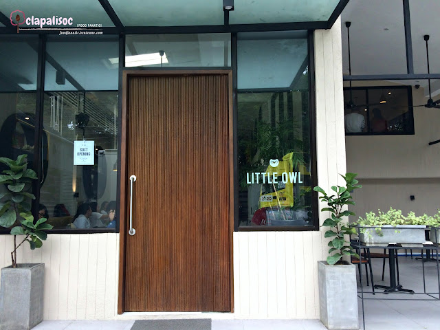 Little Owl Cafe QC