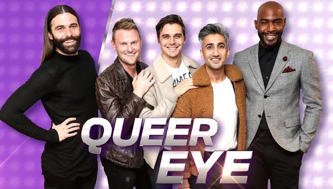 """5 motivos para você assistir """"Queer Eye', novo reality show da Netflix"""