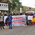 """Fayose Must Go"" Chant Protesters in Abuja"