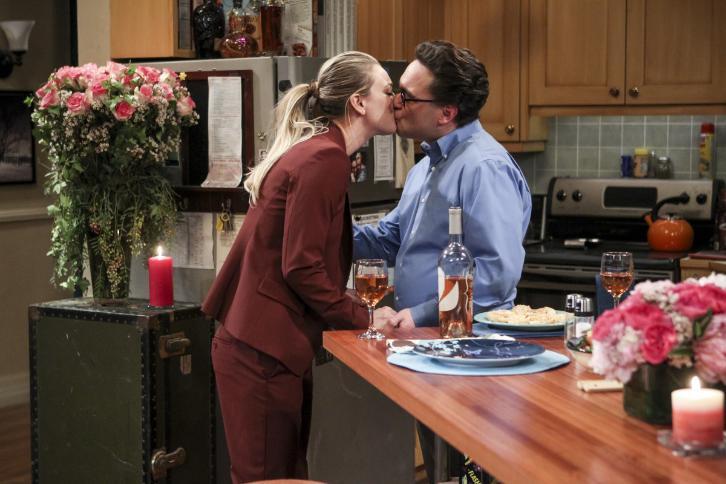 The Big Bang Theory - Episode 10.13 - The Romance Recalibration - Promo, Sneak Peeks, Promotional Photos & Press Release