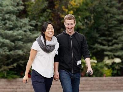 gaya hidup mark zuckerberg