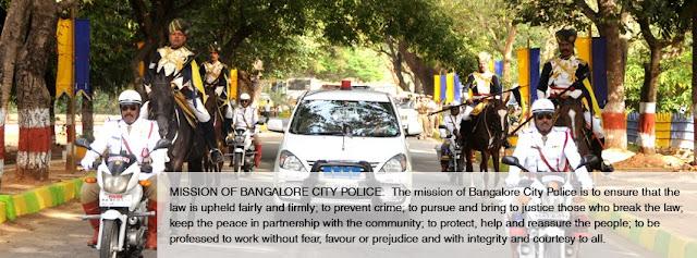 Bangalore City Traffic Police