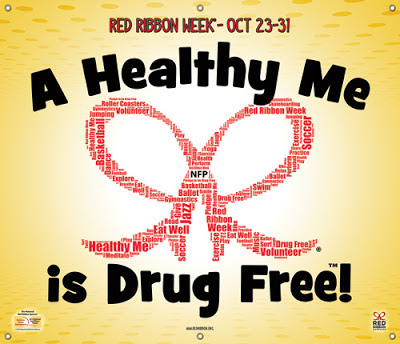 National Red Ribbon Week 2013 | Red Ribbon Week | Red Ribbon Week Theme | Red Ribbon Week Products