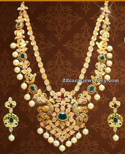 Pachi Necklace by Omprakash Jewellers