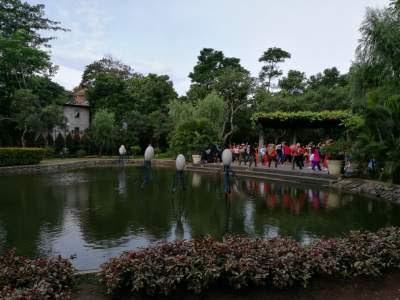 Taman Spatodhea danau