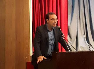 Χαιρετισμός του Βασίλη Τσίρκα, βουλευτή Άρτας του ΣΥΡΙΖΑ, στην εκδήλωση για τον εξωδικαστικό μηχανισμό