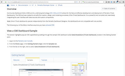 ctoolsDocs Pentaho 6.1 (EE and CE) is available