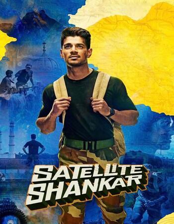 Satellite Shankar 2019 Hindi Movie 1080p HDRip 2GB ESub