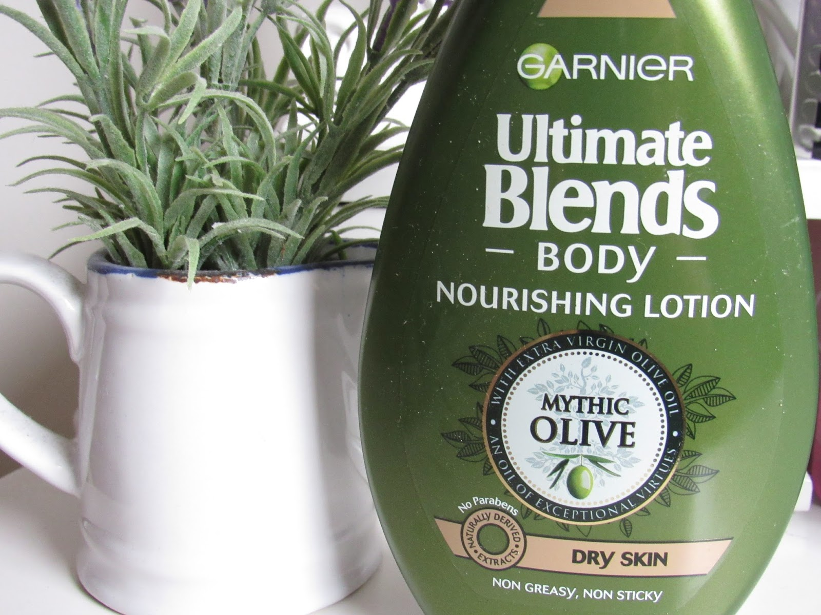 Blooming Fiction, lifestyle blog, Ultimate Blends Nourishing Lotion & The Great Thing About Olives