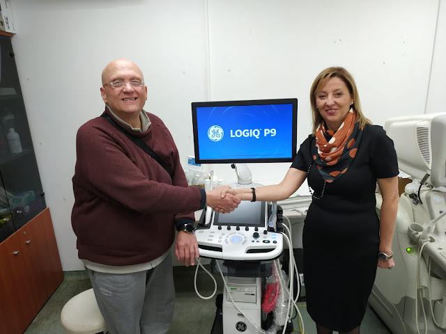 Στο Γενικό Νοσοκομείο Άργους εγκαταστάθηκε Νέος Υπερηχοτομογράφος