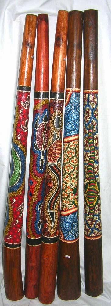 Didgeridoos, instrument of Australian Aboriginal 10 Most Beautiful Island Countries in the World