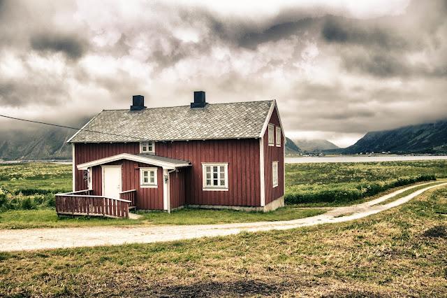 Flakstad-Isole Lofoten
