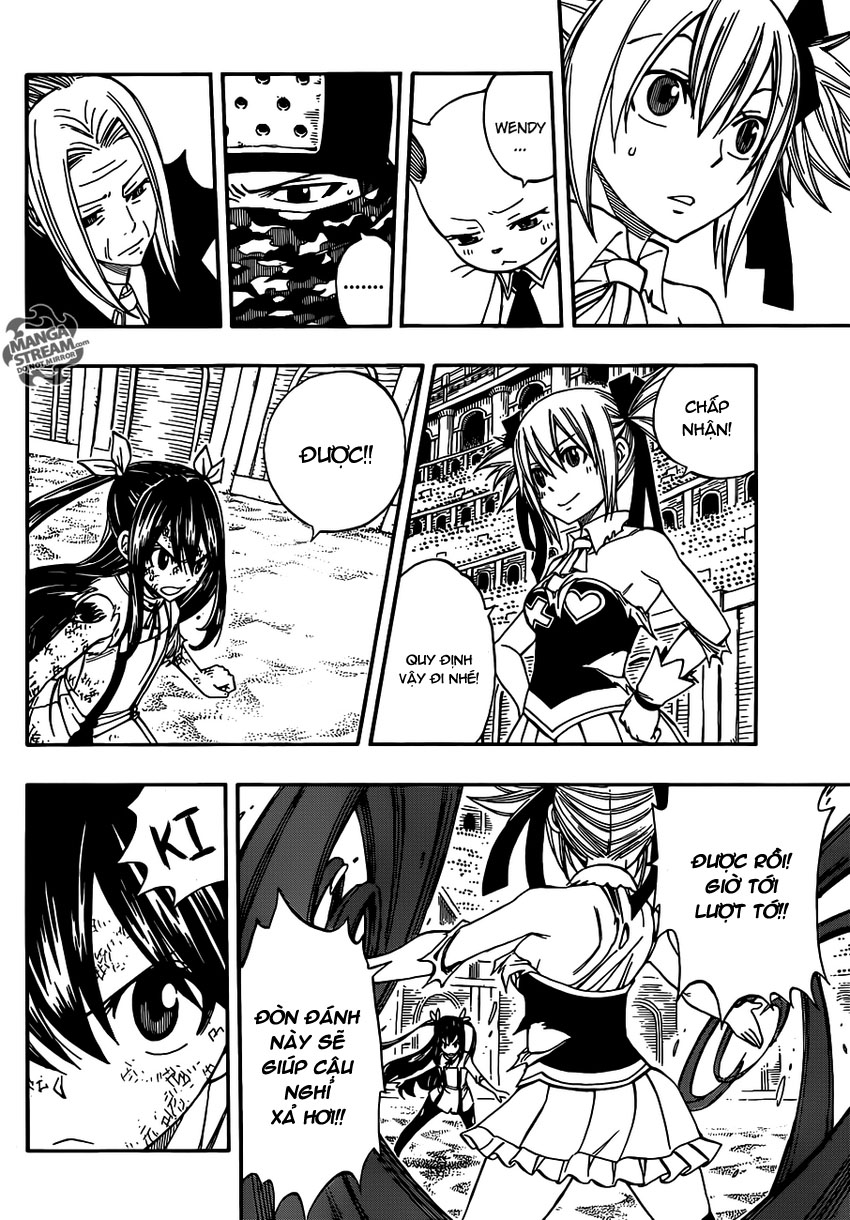 Fairy Tail Chap 289
