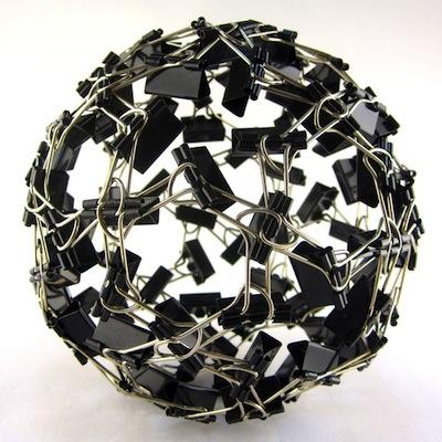 ashbee design binder clip explosion. Black Bedroom Furniture Sets. Home Design Ideas