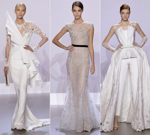Ralph And Russo Wedding Dresses: Eyes On Party: Will Custom-made Wedding Dresses Be Hot In
