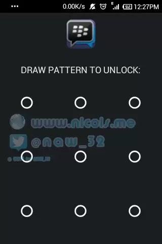 Lockdown Pro: membuka aplikasi yang ter kunci dengan pattern