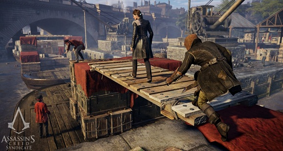 19 November 2015 Games Assassin's Creed Syndicate Resmi Dirilis Untuk Xbox