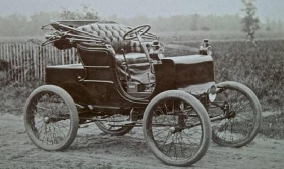İlk Direksiyon 1894'te Tanıtıldı
