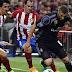 Laporan Pertandingan: Atletico Madrid 2-1 Real Madrid (Agregat 2-4)