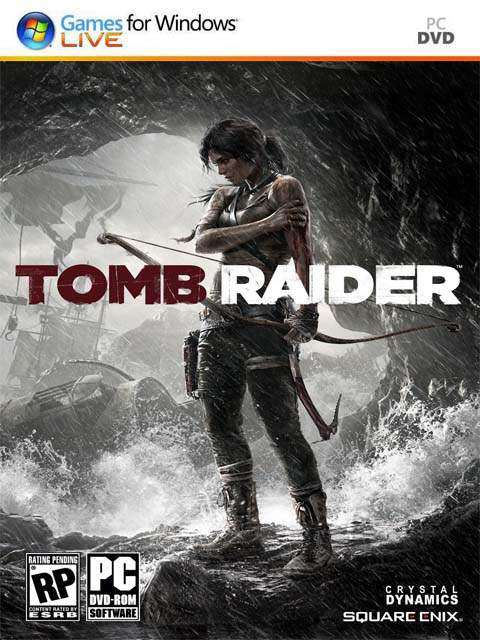 تحميل ملفات تعريف لعبة Tomb Raider 2013 برابط واحد مباشر مجانا