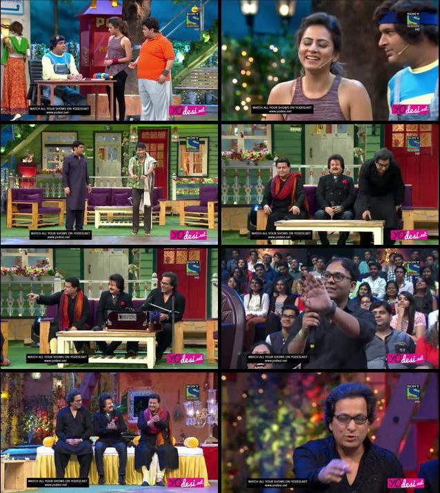 The Kapil Sharma Show 27 August 2016 HDTV 480p