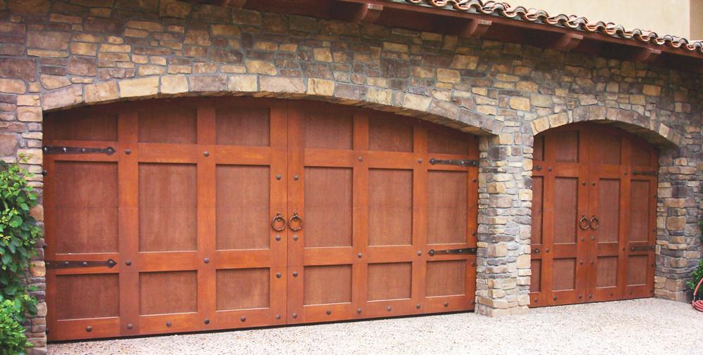 Garage Doors Southern California Upscale Garage Door Is