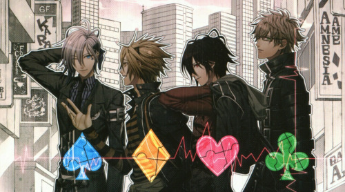 """""""You awaken to find your memories gone. To learn the truth behind your  amnesia, you'll choose from five romantic paths, each its own world."""