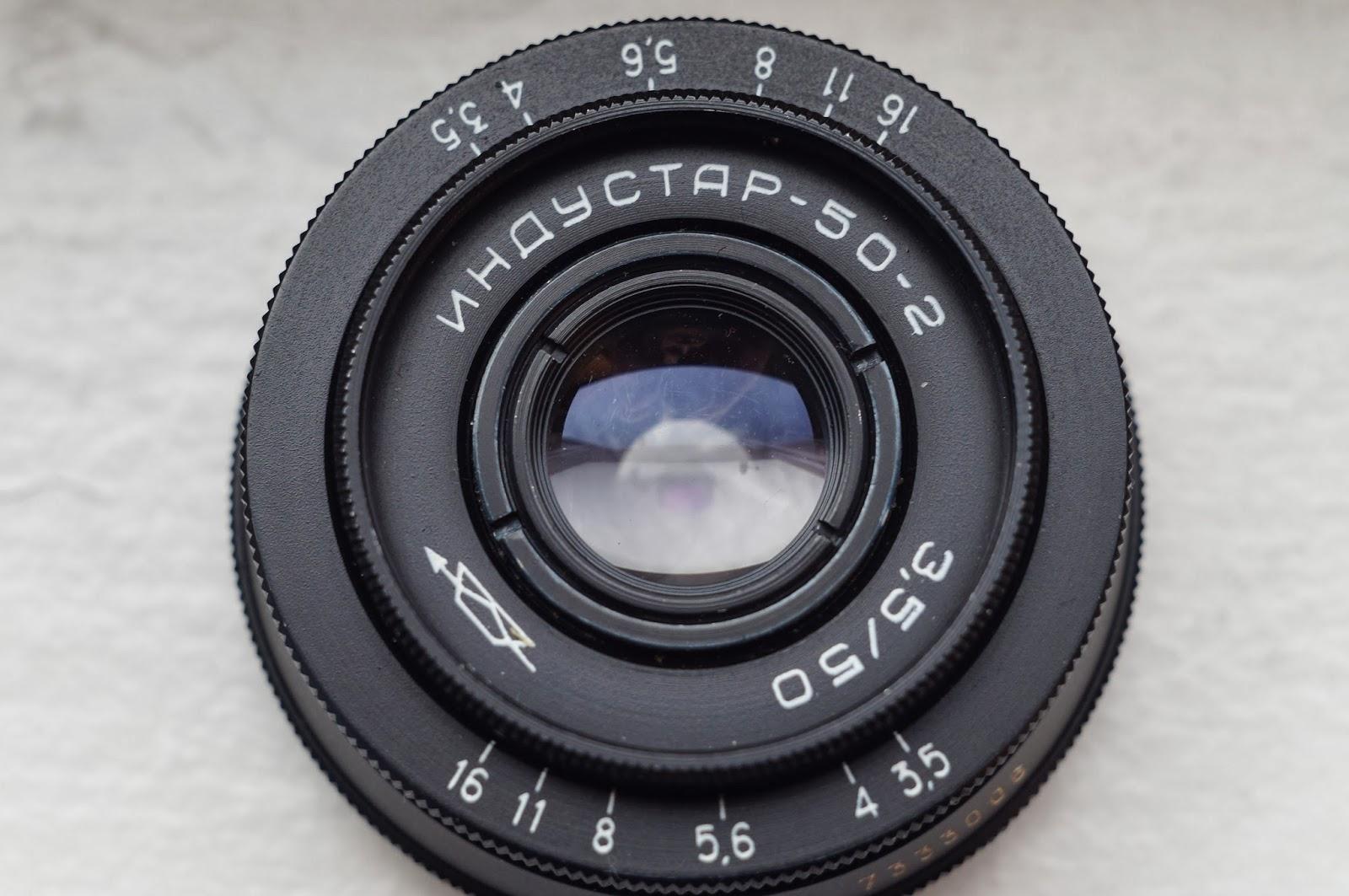 Industar-50-2 3.5/50