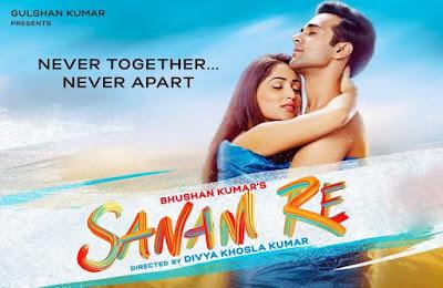Sanam Re movie poster