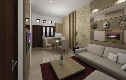 interior rumah type 31 minimalis 4