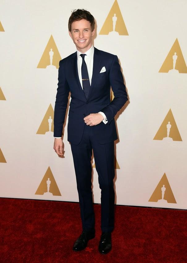 Eddie Redmayne (Oscars)