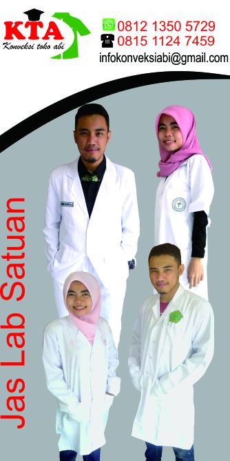 Hasil gambar untuk jas laboratorium