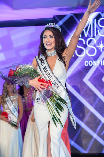 Eye For Beauty Miss Maine USA 2017