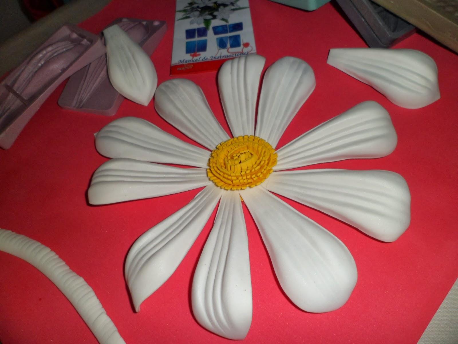 Moldes Para Flores De Goma Eva Como Hacer Las Flores