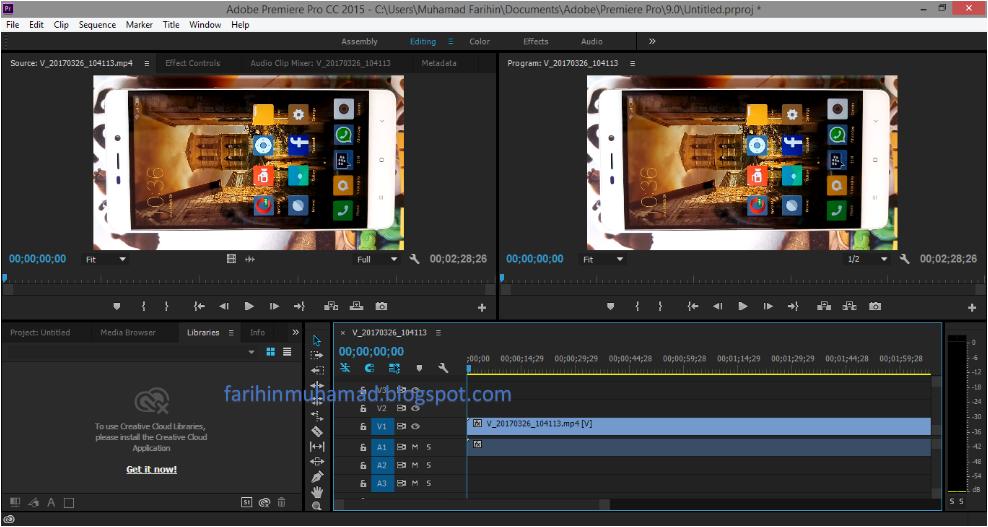 Cara Memutar Merotasi Video Di Adobe Premiere Pro Kumpulan Materi Pelajaran Dan Contoh Soal 7