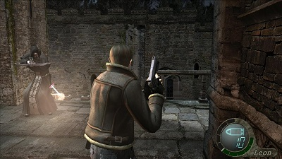 Resident Evil 4 HD Remaster Gameplay