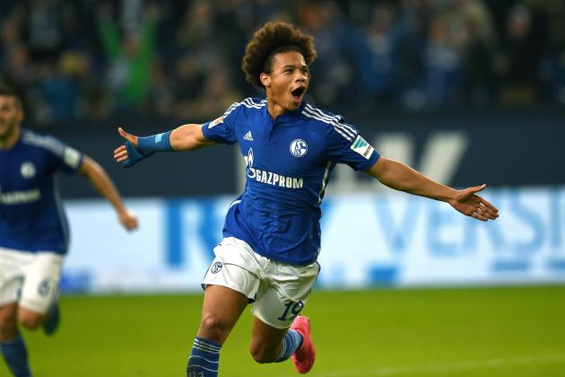 Arsenal eye Leroy Sane as Mesut Ozil's replacement