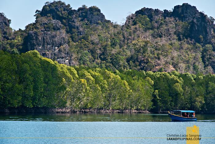 Kilim Karst Geoforest Park Langkawi