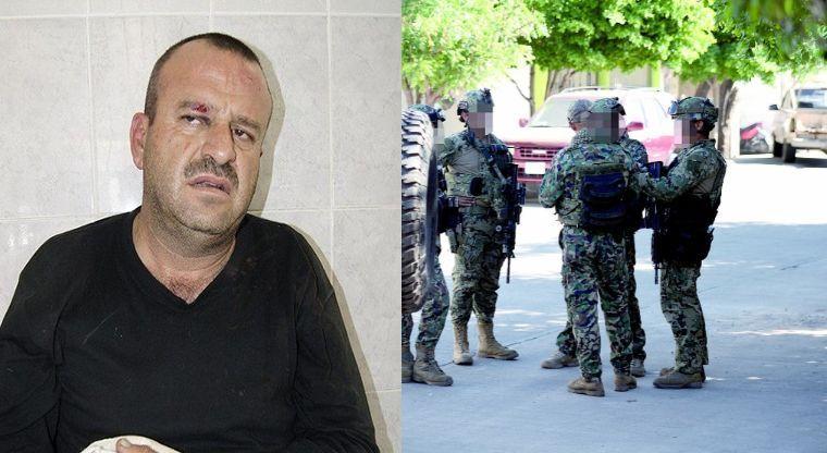 Miembro del Cártel de Sinaloa detenido por la Marina termina en el Semefo de Culiacán