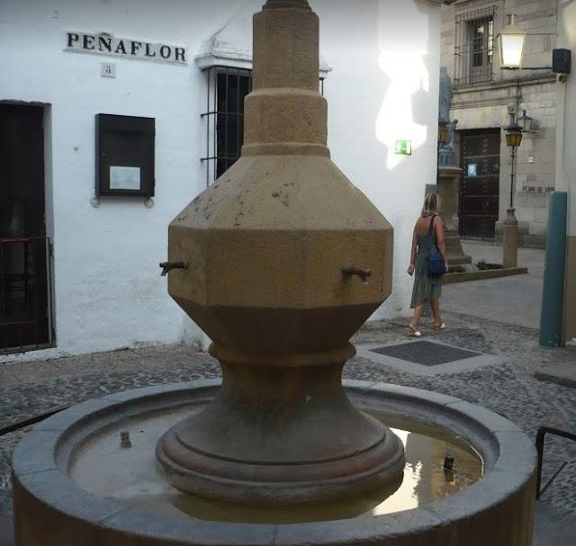 fontana nel poble espanyol
