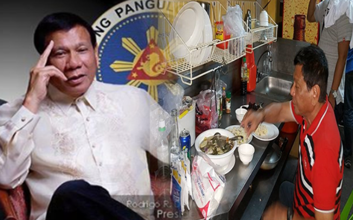 Life of ROdrigo Duterte the new president of the Philippines