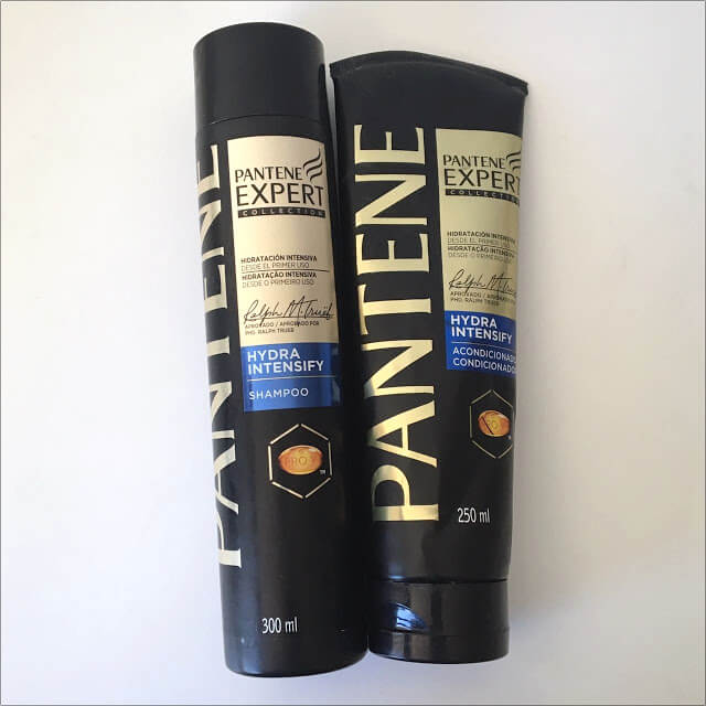 Resenha: Shampoo e Condicionador Hydra Intensify - Pantene Expert Collection