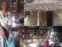 Nenek di Tulung Agung Ini Hanya Masak Air Tanpa Beras Saat Lapar, Kisah Pilunya Getarkan Hati Netizen