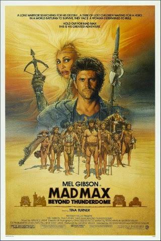 Mad Max Beyond Thunderdome [1985] [DVDR] [NTSC] [Latino]